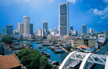 Sizzling Singapore Tour