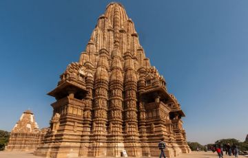 Taj Mahal Khajuraho Tour