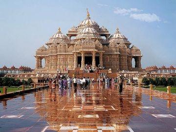 Taj Mahal with Pushkar Tour