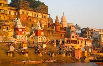 Temple Tour Ghats of Varanasi | Delhi, Jaipur, Agra, Mathura, Vrindavan,  Varanasi Trip Package for 8 Nights/9 Days @ INR 15999.00