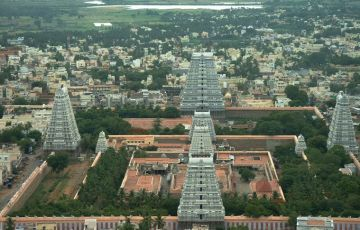 Temple Tour of Tamil Nadu