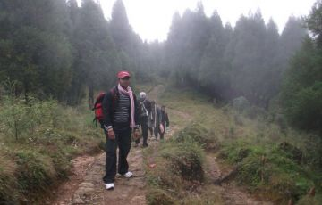 The Dragon Trail - Sikkim and Bhutan