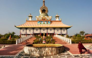 The Lovely Buddhist Tour