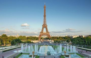 The Romantic Paris