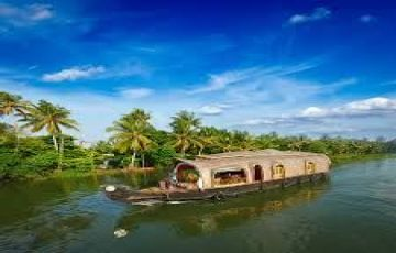 Back Waters of Kerala with Goa