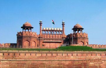 Tour of Taj with Tiger