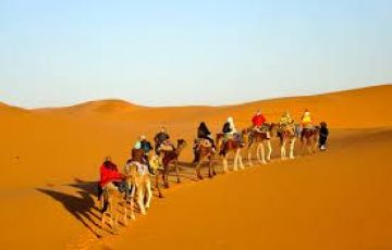 Tour to Morocco Desert