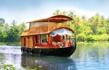 Backwater Tours in Kerala