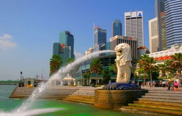 Vacations in Singapore