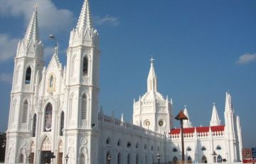 Velankanni Churches Tour