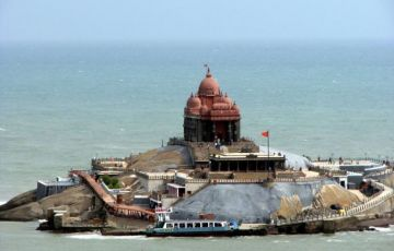 Wonders of Cape Comorin Tour