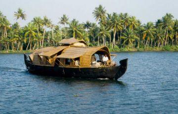 Beautiful Kerala Backwater Tour