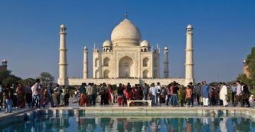 Best of Taj Mahal Tour with Jaipur