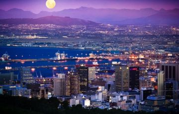 Blissful Cape Town Tour