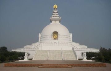 Buddhist Pilgrimage with Golden Triangle Tour