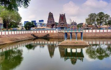 Chennai with Temple Tour Package
