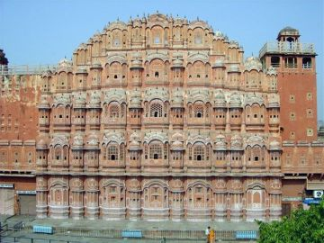 Cultural Jaipur with Agra