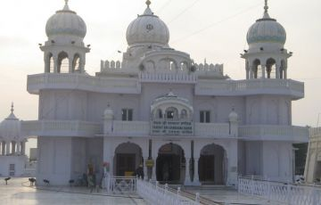 Damdama Sahib Tour