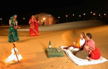 Deserts Of Rajasthan 6 Nights/7 Days