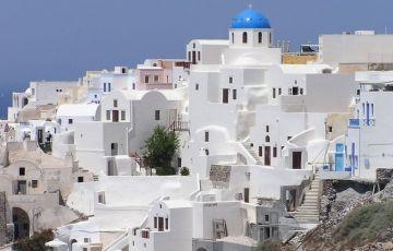 Discover Romantic Santorini Island Tour