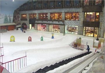 Dubai Tour With Snow Park