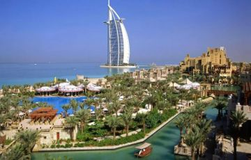 Dubai Wonders 3nights/4 Days Package