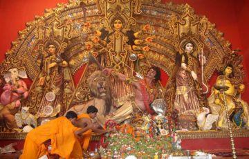 Durga Puja Festival Tour