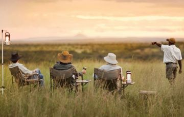 Enchanting Kenyan Safari Trip