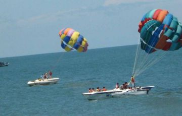 Goa Water Sports Tour