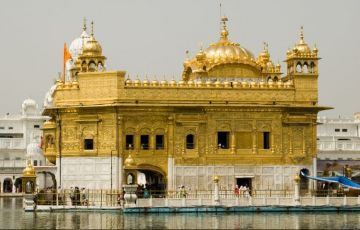 Golden Temple and the Himalayas Tour