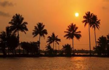 Golden Triangle with Beach and Backwaters