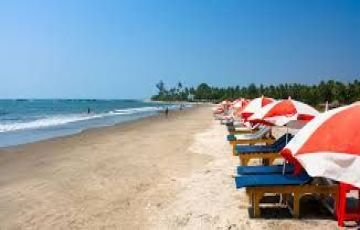 Golden Triangle with Indian Beaches