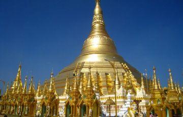 Grand Yangon With Bagan