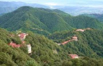 Hills of Mussoorie