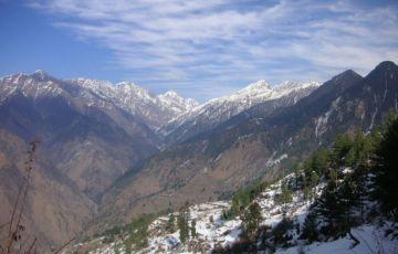 Kalindikhal Pass Trek Tour