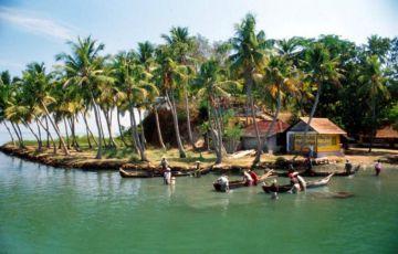 Kerala Back Water Tour