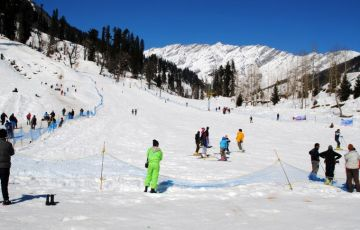 Kullu Manali Tour Package by Car