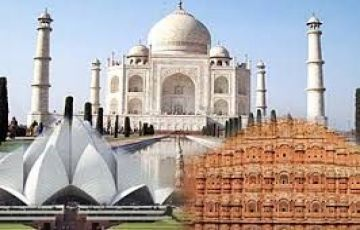 Amaging Golden Triangle Tour