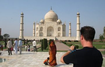 Magnificent Golden Triangle Tour