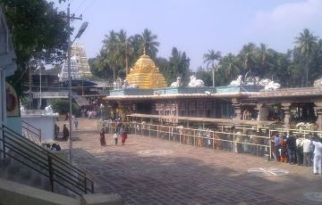 Mallikarjuna Temple tour