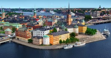 Scandinavian Capitals & Helsinki - 10 days