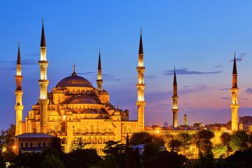 Istanbul Antalya Tour 07 Days Semi Luxury Package
