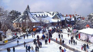 PARWANOO SHIMLA TOUR PACKAGE 3 NIGHTS AND 4 DAYS