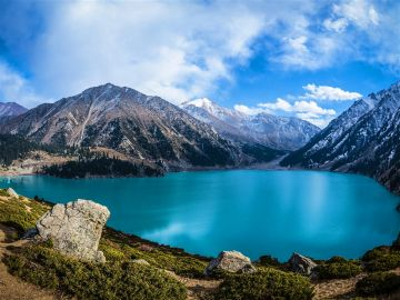 Discover Almaty 05 Days Air Package