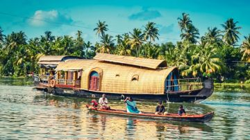 Quick Kerala Backwater Tour  Package