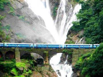 GOA-Dudhsagar Package