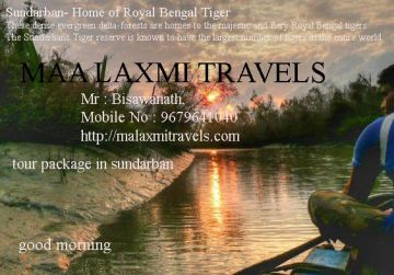 Tour package in sundarban