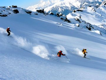 AULI SKIING TOUR PACKAGE 5 NIGHTS AND 6 DAYS