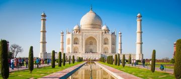 WEEKEND TRIP TO AGRA 1 NIGHT AND 2 DAYS