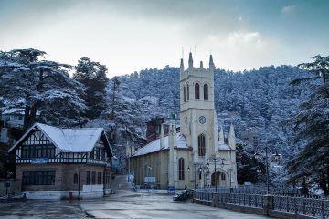 Shimla Manali by Volvo